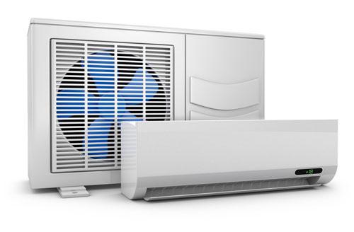 stock aparatos aire acondicionado